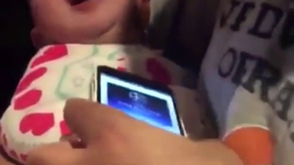 This baby stopped crying after ucl song comes on   https:// youtu.be/u_Hey6ADA_s  &nbsp;    #Messi #ronaldo #Zappacosta #ChampionsLeague #Barcelona #Everton<br>http://pic.twitter.com/sWwgIoJBja