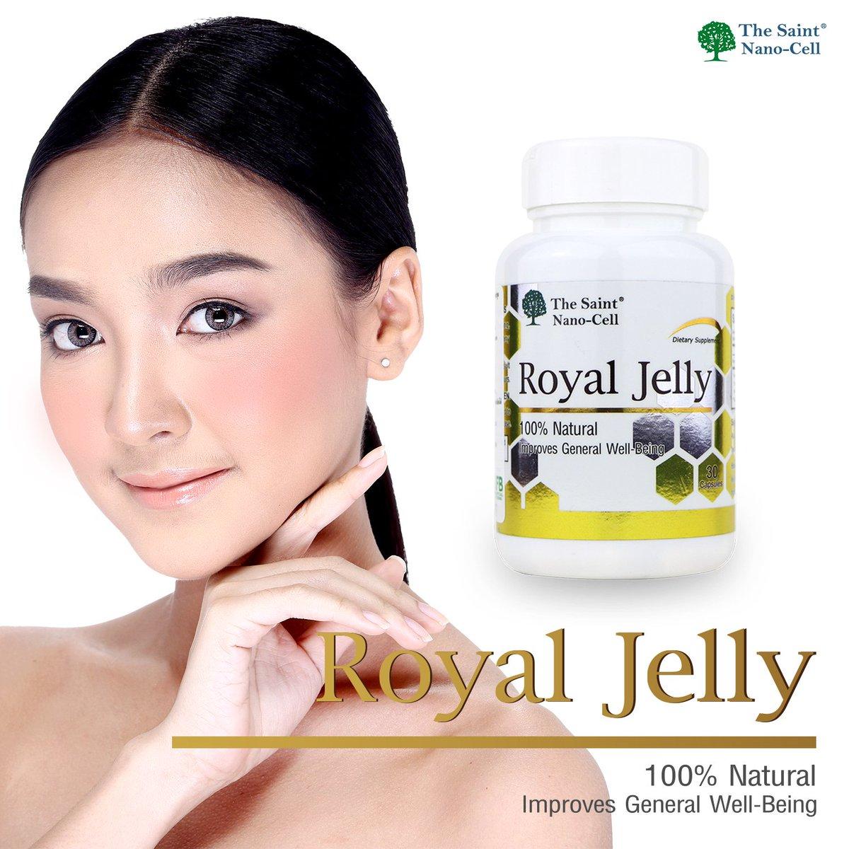 TheSaint Royal Jelly  #TheSaint #RoyalJelly #เดอะเซนต์ #โรยัลเจลลี่ #นมผึ้ง #ยี่ห้อไหนดี #ที่สุด #พันทิป #รีวิว #สุขภาพ #ผิวสวย #บำรุง<br>http://pic.twitter.com/qq9ElWFKSO