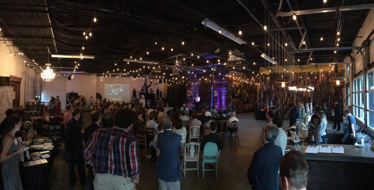 Thank you to everyone who came out tonight to #PPP at @MondayNight!