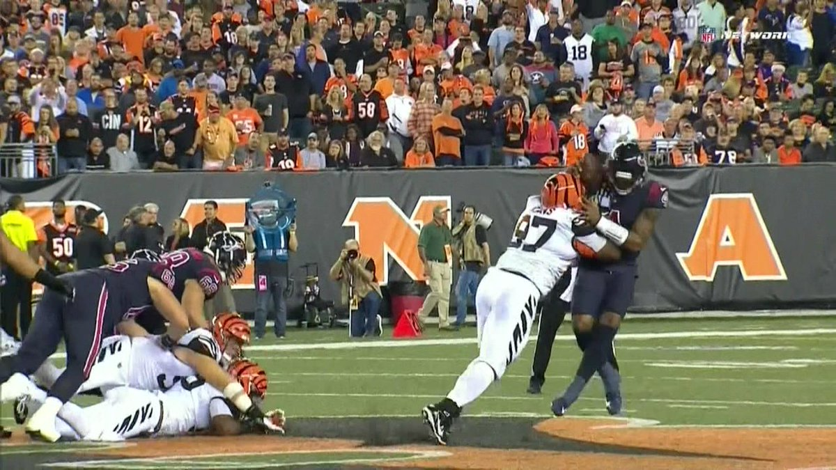 Deshaun Watson s his revenge after being lit up by Geno Atkins