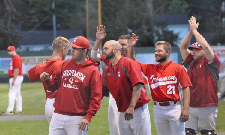 Baseball league standings dating