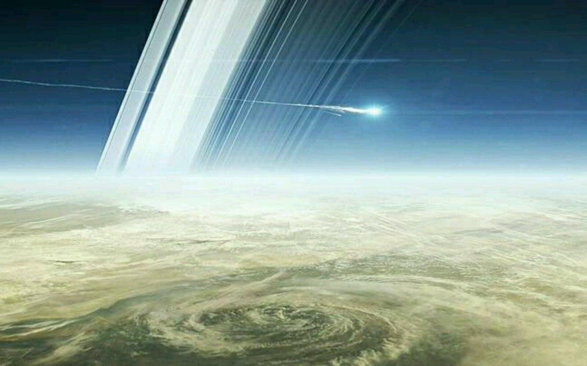 After 18 years of Captain's Logs, here is my last entry: https://t.co/MHUJK0vMut #CassiniGrandFinale https://t.co/B43vHfI331