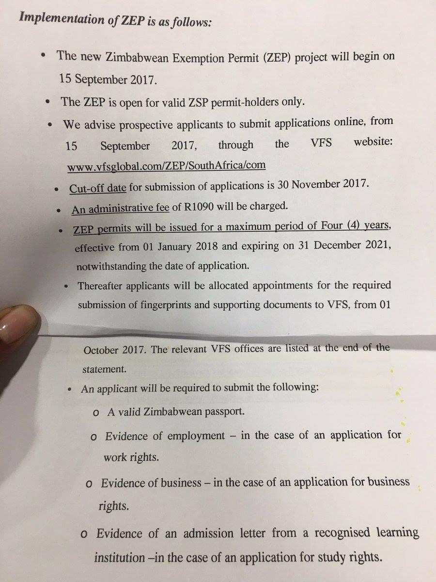 Zimbabweanexemptionpermits hashtag on twitter zimbabweanexemptionpermits no online application form httpsouthernexpresszimbabwean exemption permits no online application formml falaconquin