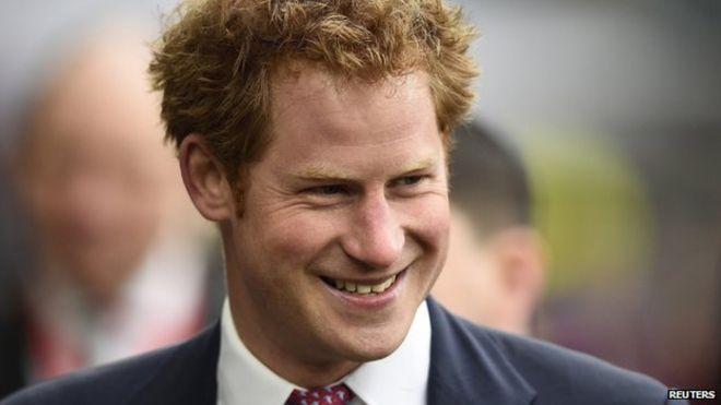 Happy Birthday to Prince Harry  The Prince turns 3 3 today