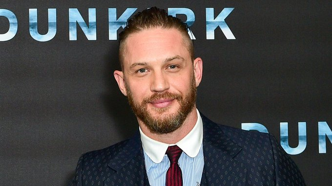 Tom Hardy, Happy 40th birthday to you! :) love u so much.    40        !         .
