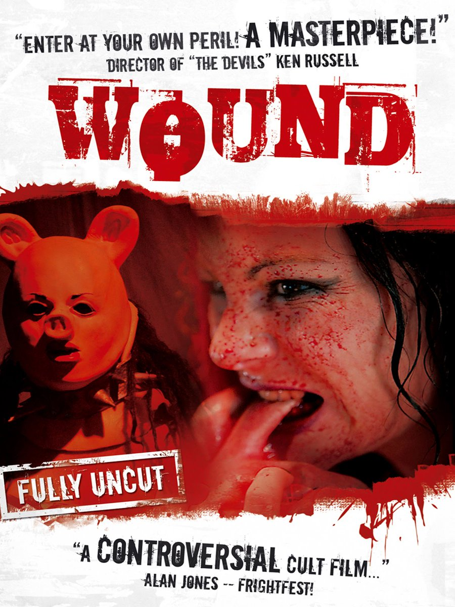 Still a brilliant film to watch and after my husband&#39;s illness before he died got into the mind of Susan that much more.  #Wound <br>http://pic.twitter.com/SwIzGnwxBQ