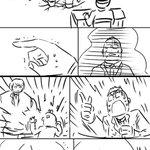 友達の職場にパワハラ上司がいて大変と聞いたのでパワハラに立ち向かうOLの漫画を描きました pic.t…
