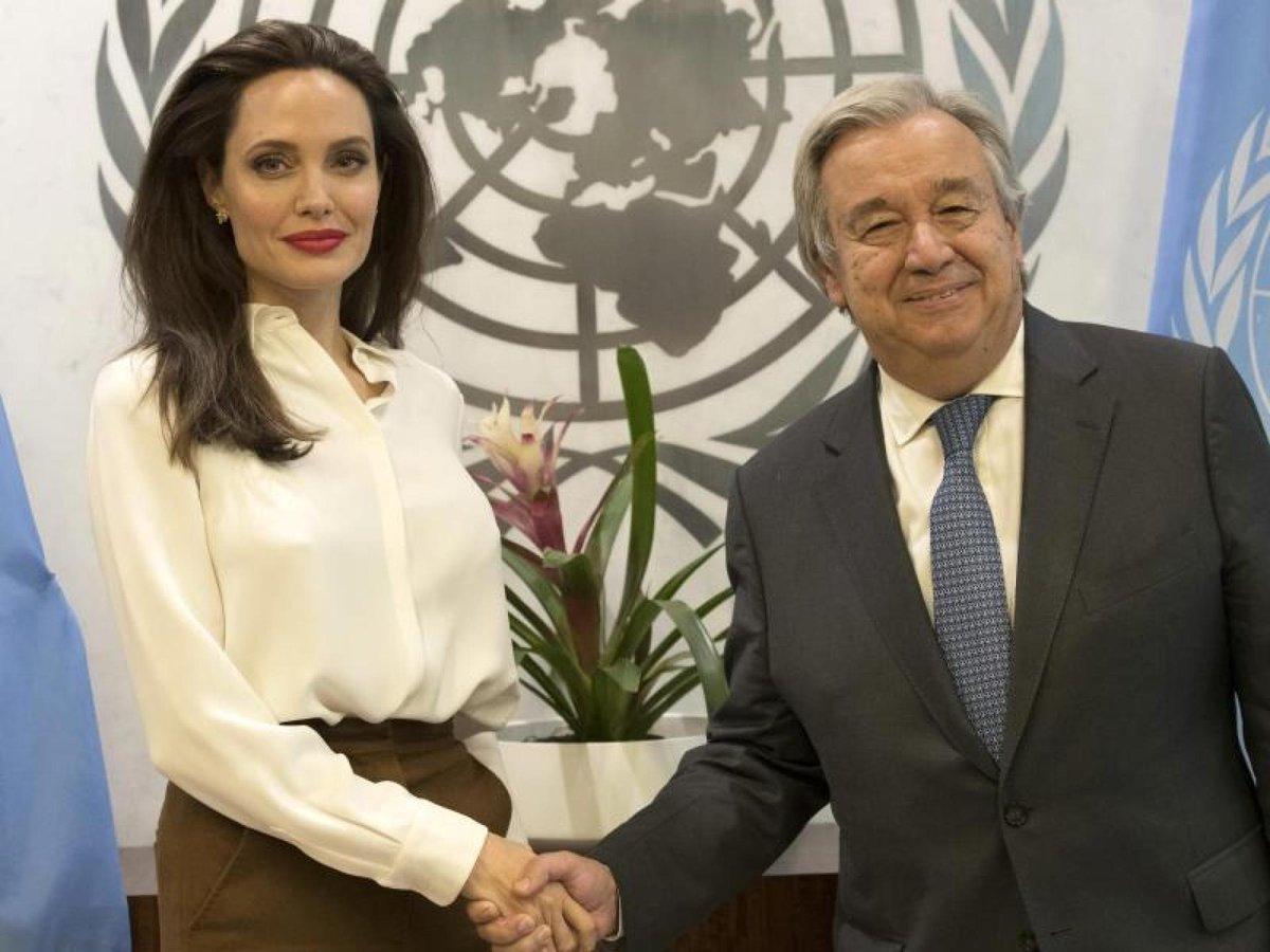 Angelina jolie skinny