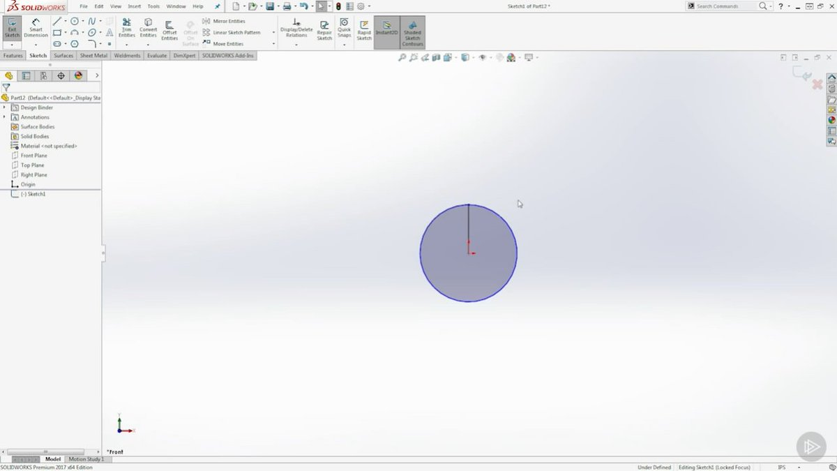 惊为天人: Creating and Working with Sketch Blocks in solidworks