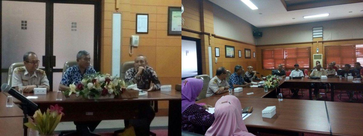 Pertemuan Paguyuban Purna Tugas Karantina Jawa Timur ke-106