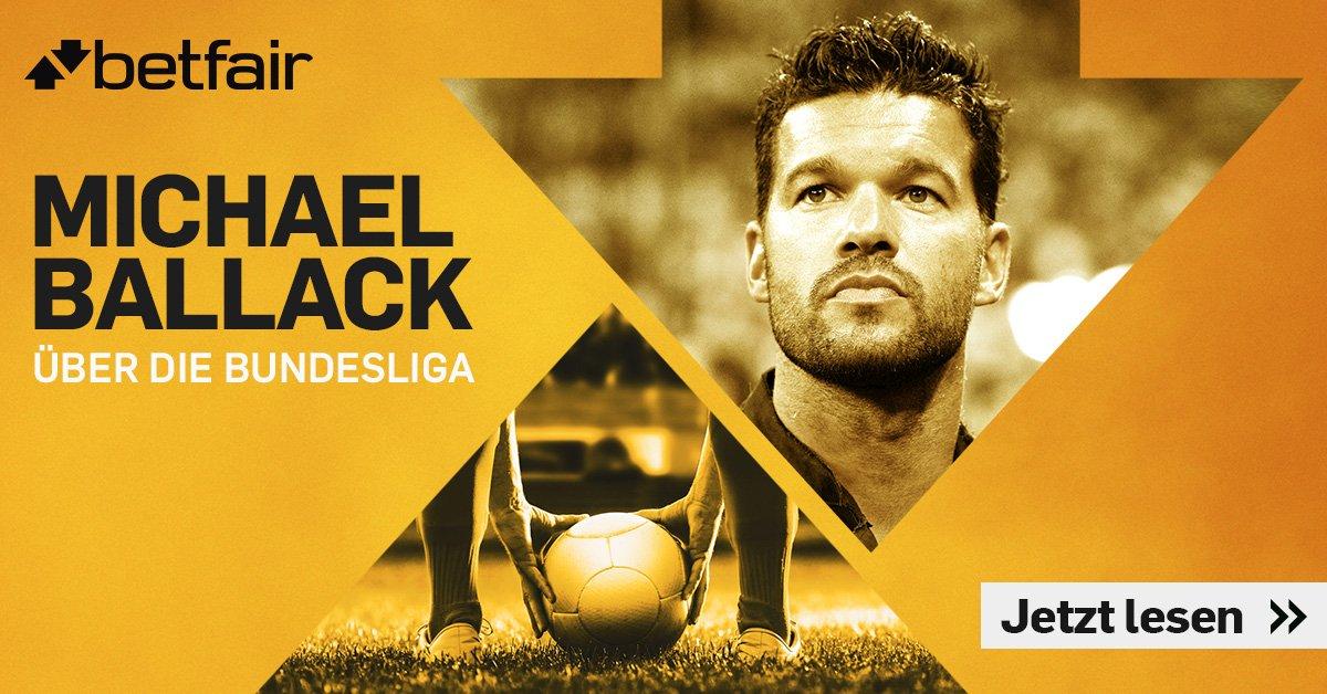 . @Ballack Konkurrenz nicht stark genug um Bayern wirklich zu ärgern btfr.co/ballack