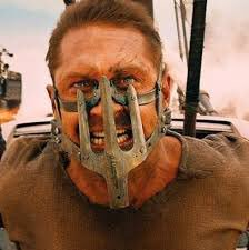 Happy 40th birthday to Tom Hardy. He\ll probably be out and about in one of these masks today.