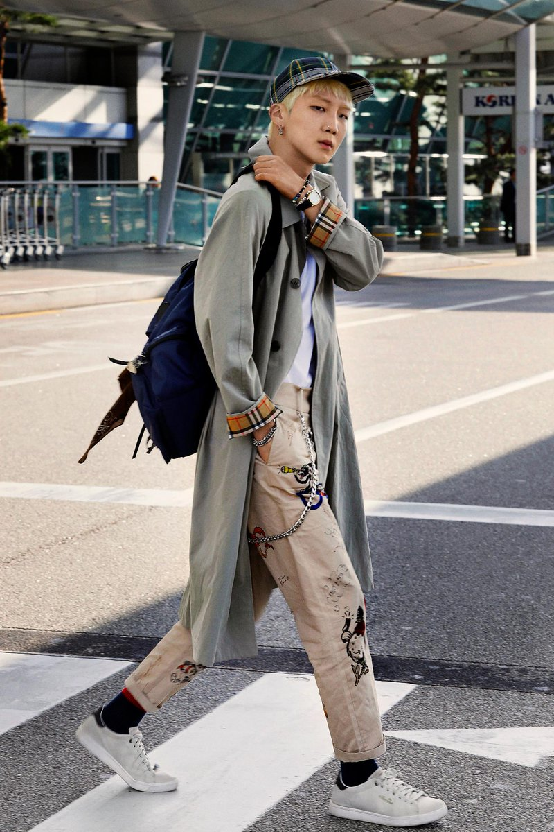 Image result for winner seunghoon airport