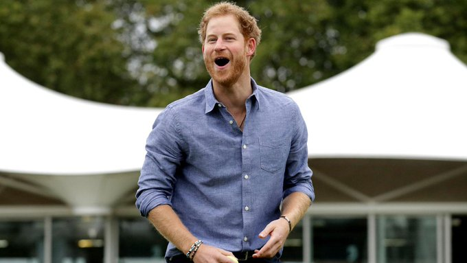 Happy 33rd Birthday, Prince Harry! Look back at his best moments:
