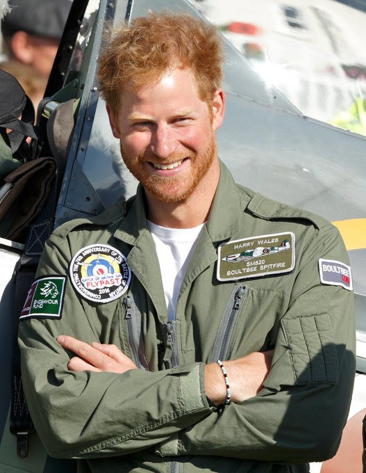 Wishing HRH Prince Harry of Wales a Happy 33th Birthday,