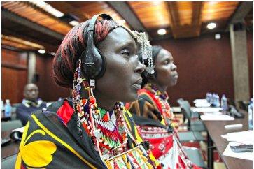 Kenyan women