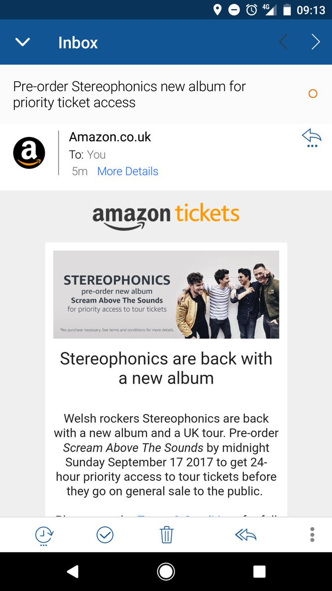 Stereophonics just looking mp3