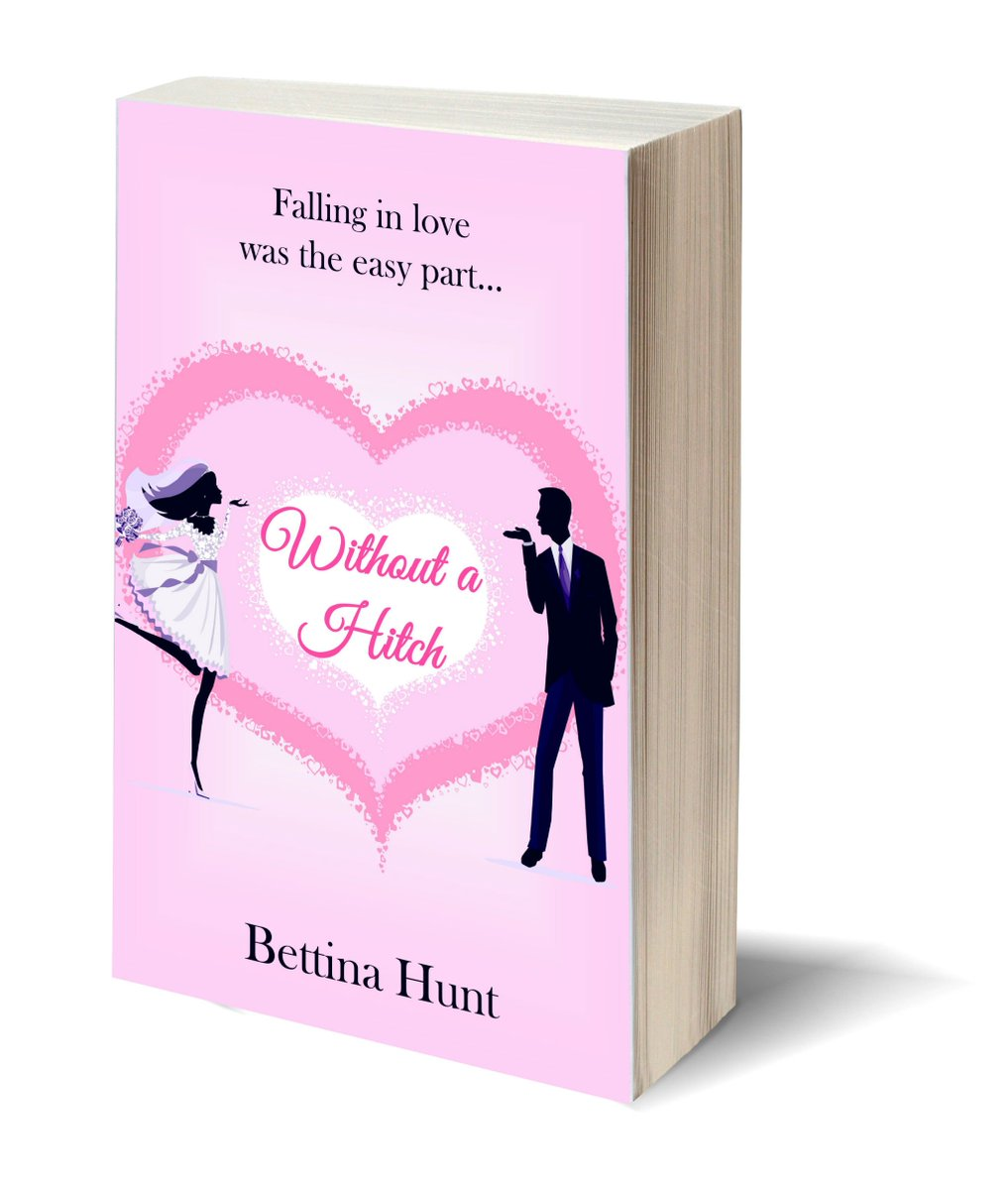 New book - 'Without A Hitch' coming soon! #womensfiction #contemporaryfiction #wedding #bride #weddingplanning https://t.co/dKGLE0RM9p