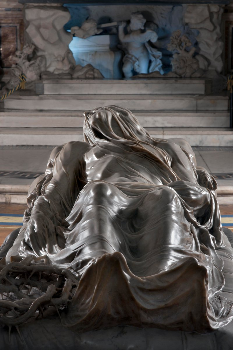 Museo Cappella Sansevero.Beauty From Italy On Twitter The Veiled Christ Museo Cappella