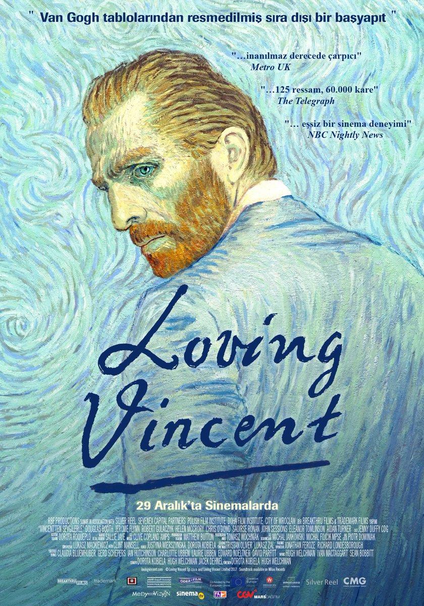 Ван Гог. С любовью, / Винсент Loving Vincent