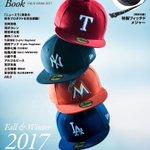 長谷川慎です👲🏻本日発売の『The New Era® Book / Fall & Winte…