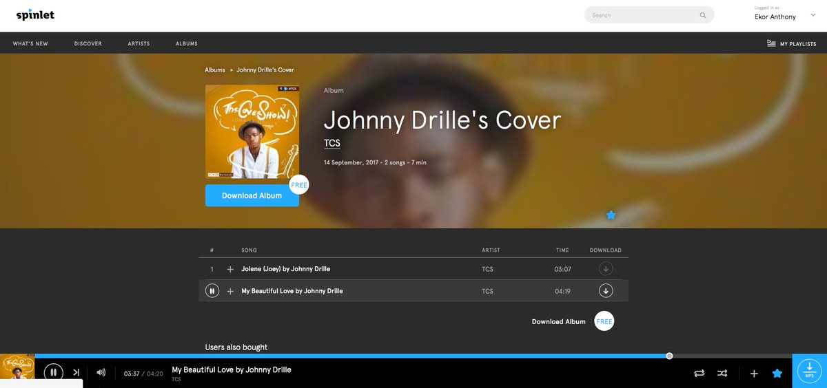 Spinlet Com On Twitter Check Out Johnnydrille S My Beautiful