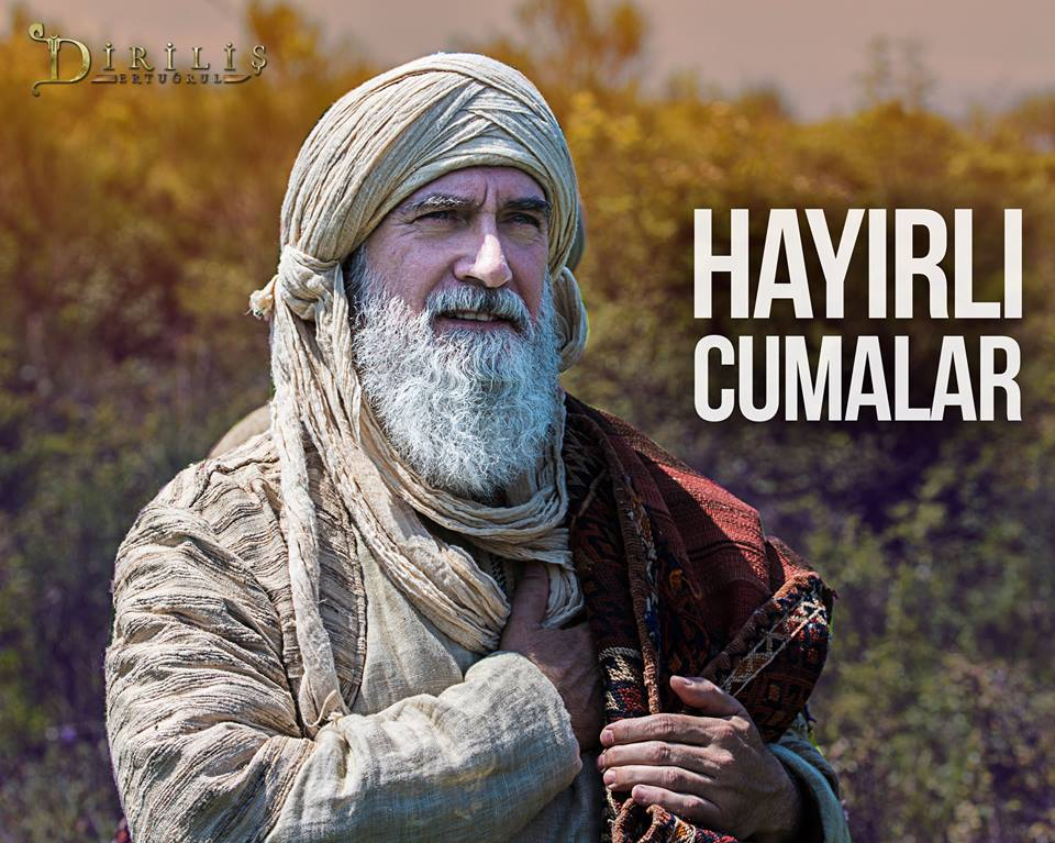 'Bu alemin sahibi de, İslam'ın sahibi de Allah'tır.'  Hayırlı Cumalar...