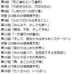 アイマス一挙放送のタイムスケジュール出ましたね!live.nicovideo.jp/watch/lv…