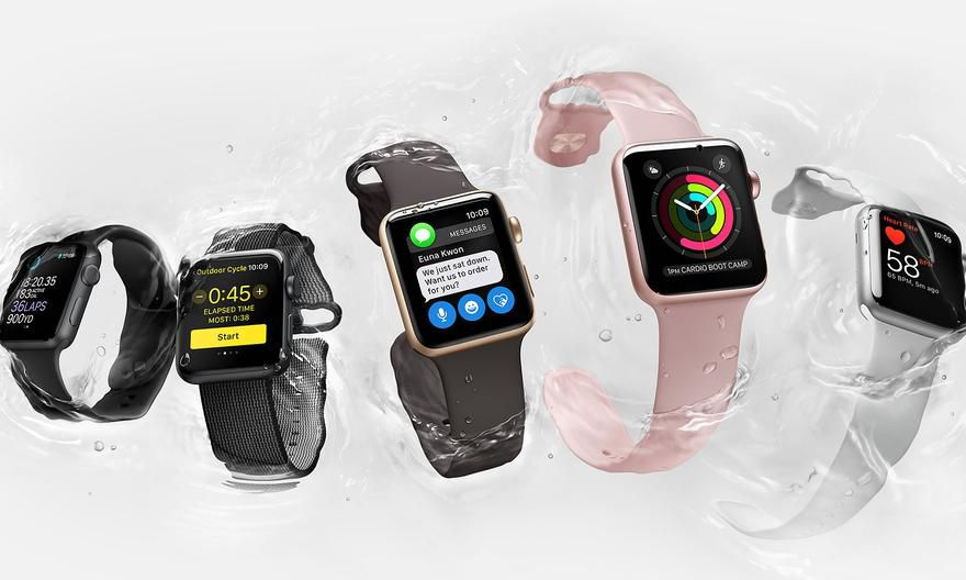 Часы apple watch купить в москве