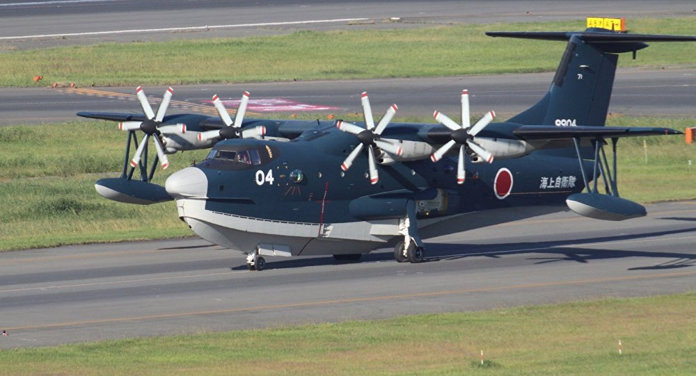 Japan makes no headway in convincing #India to buy its amphibious #aircraft  https:// sptnkne.ws/fzRp  &nbsp;  <br>http://pic.twitter.com/h8oxsO8Jxl