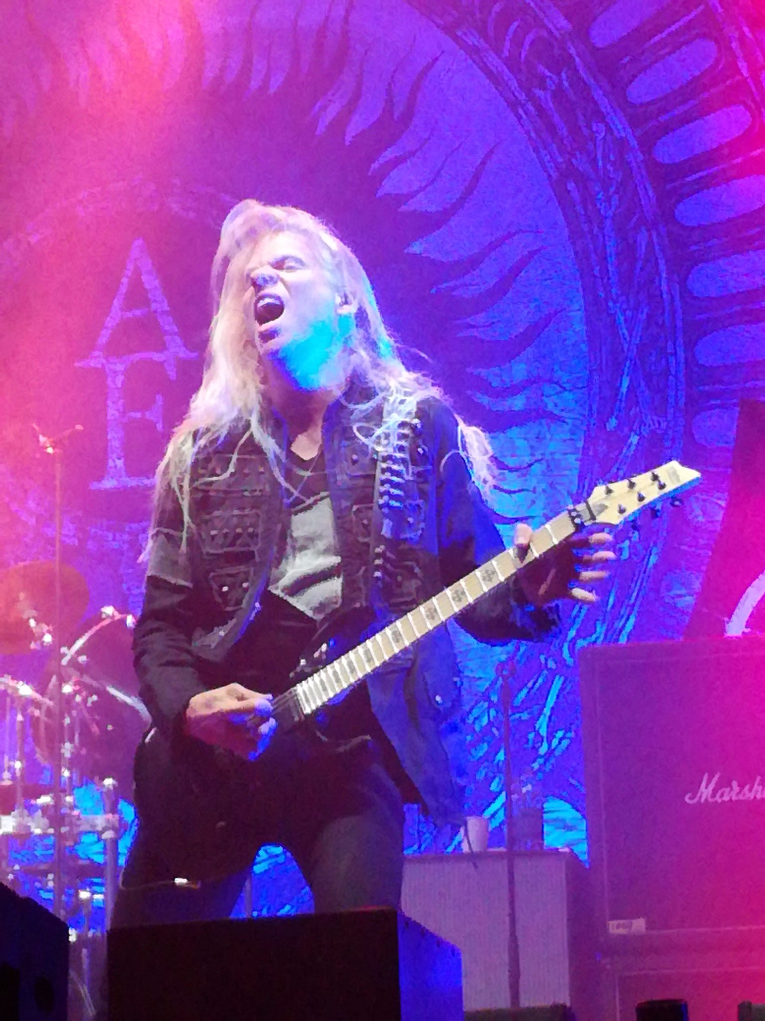Happy Birthday Jeff.Loomis  !   @ Gefle Metal Festival 2017