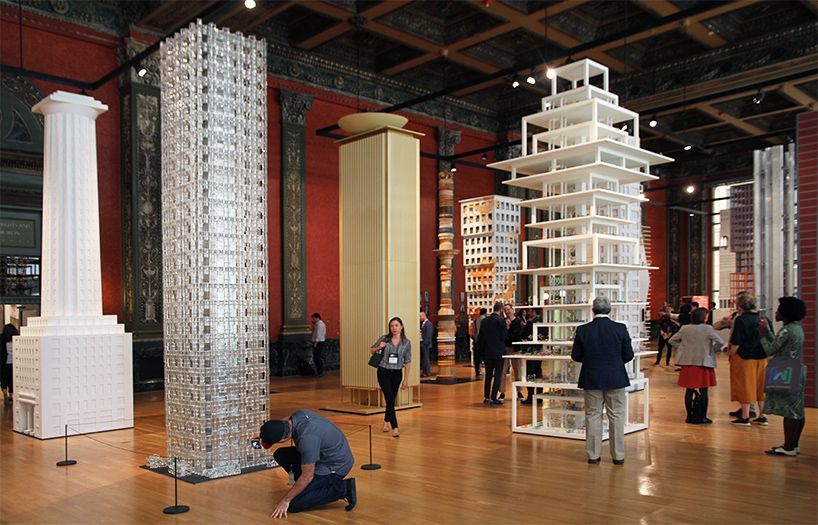 designboom on Twitter 17 conceptional towers form a vertical city