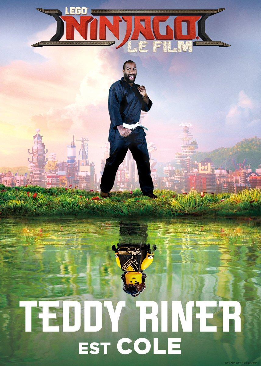 Thomas destouches on twitter teddy riner va donc pr ter - Personnage ninjago lego ...