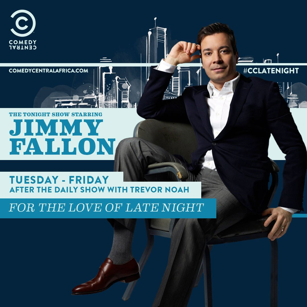 For jimmy fallon show