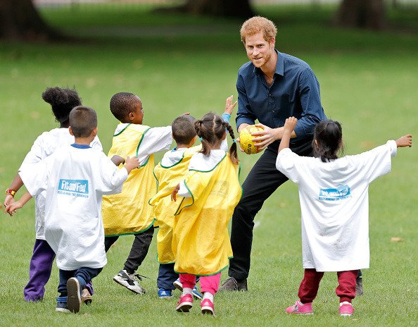 Happy Birthday to His Royal Highness Prince Henry of Wales, our Prince Harry