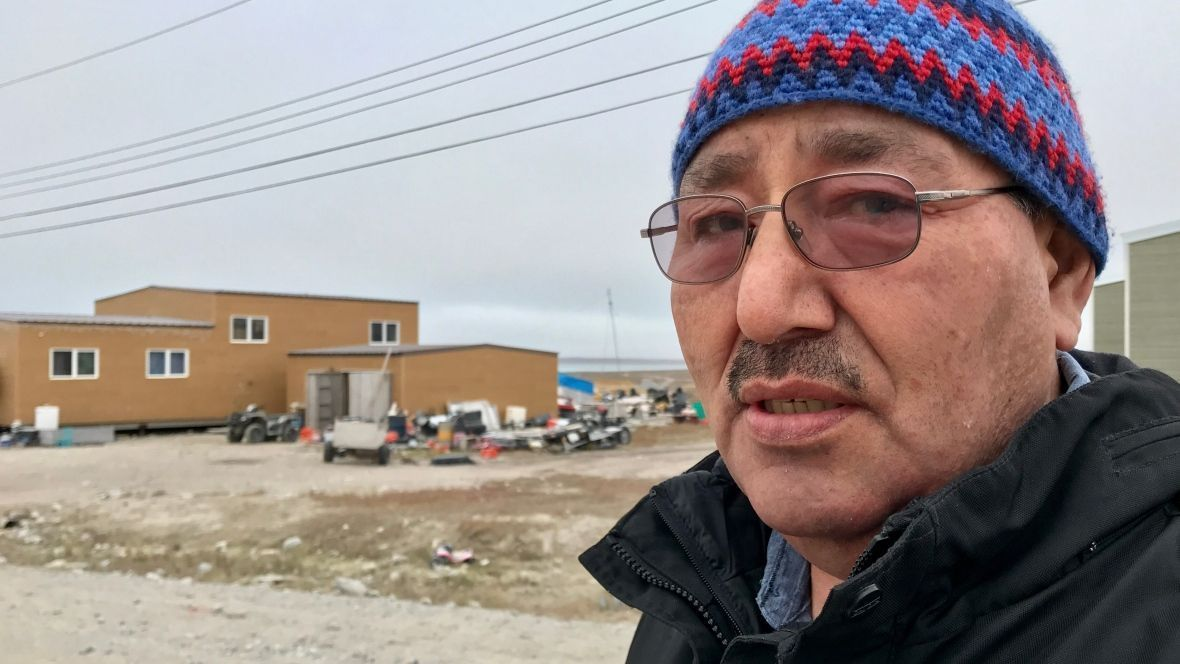 Where is the body of John Franklin? Inuit historian thinks he knows ht...
