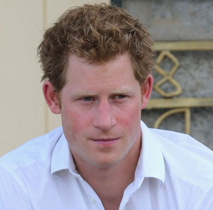 Happy birthday, Prince Harry! The fifth in line for the British throne turns 33 today