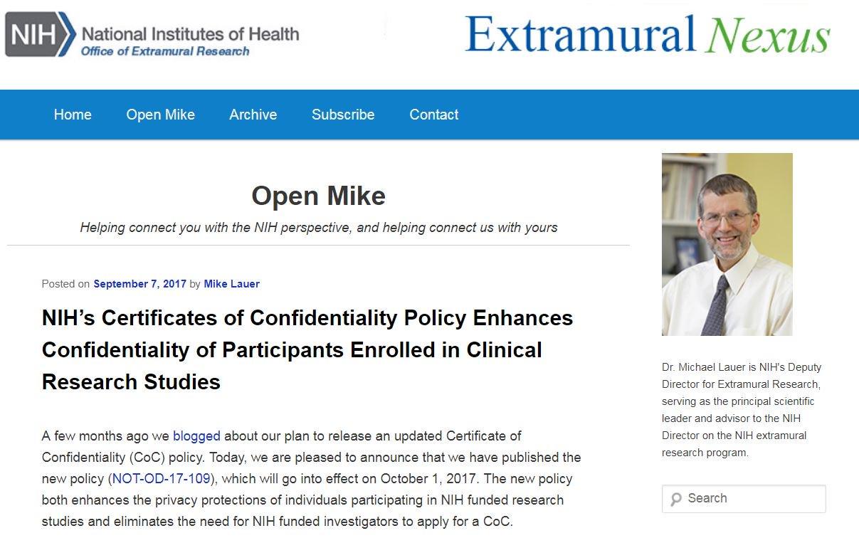Extramural Research в Twitter: \