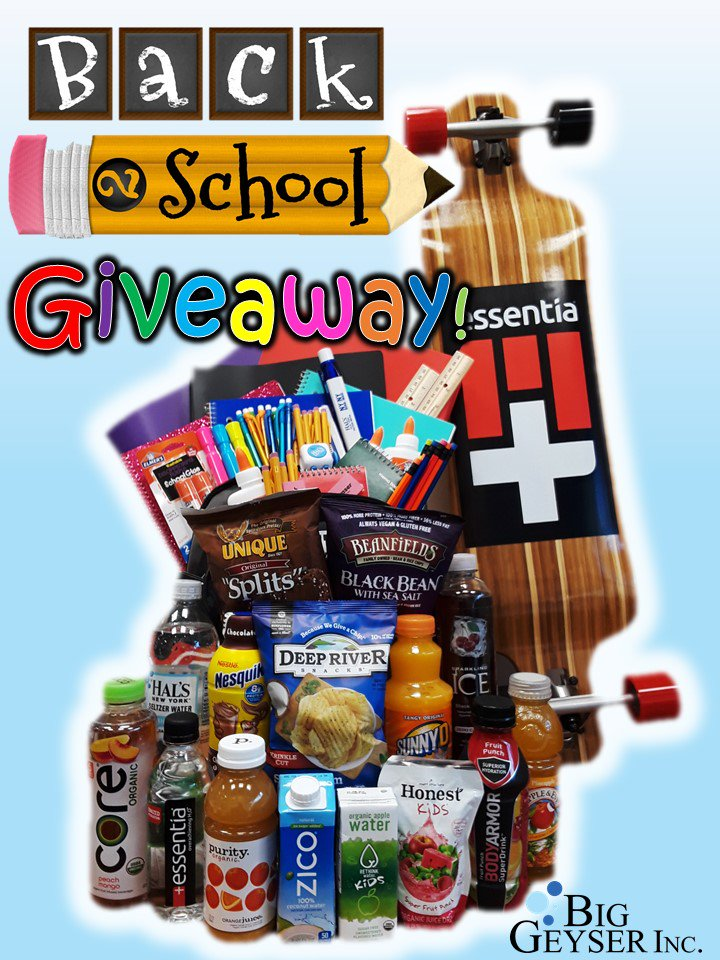 Last chance to enter the #backtoschool giveaway! Like, tag a friend, and share to enter! Ends today, winners announced 9/18! #giveaway<br>http://pic.twitter.com/U4tm0qQKmS