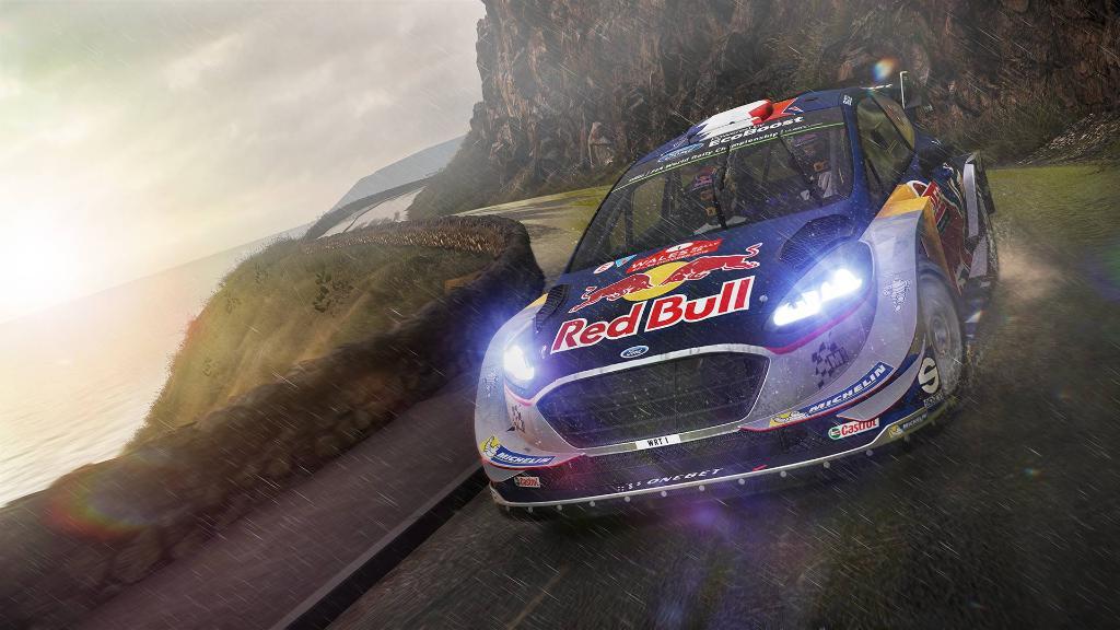 Aceita o desafio? Adrenalina e estradas perigosas repletas de neve, cascalho, asfalto e lama lhe esperam no #WRC7: https://t.co/2JtJD3q78n