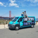 "Keep your eyes peeled for @FeetzShoes ""Feetz on the Streetz"" as we hit up Northern CA! #TGIF #FridayFeeling"