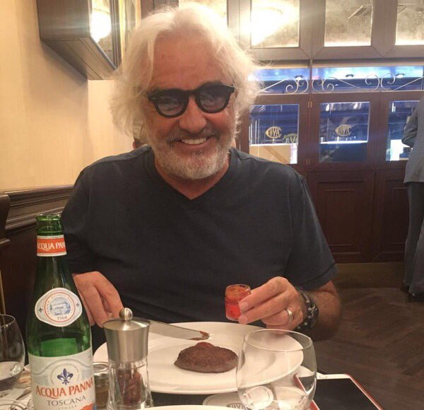 #GoodTime Latest News Trends Updates Images - Briatore