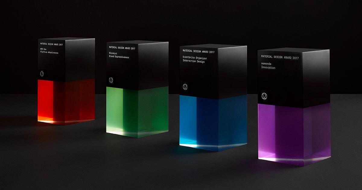 Material Design 是一种好的设计语言吗?它能达到什么样的效果?看看谷歌官方的 2017年 Material Design 设计大奖获奖作品 // Material Design Awards 2017 https://t.co/V8DChwRJp7 https://t.co/iMEtMmfG4D 1