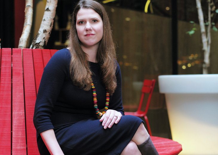 The marathon fight to overturn Brexit: Jo Swinson tells @helenlewis about her party's future https://t.co/Wo6cUGrxlZ