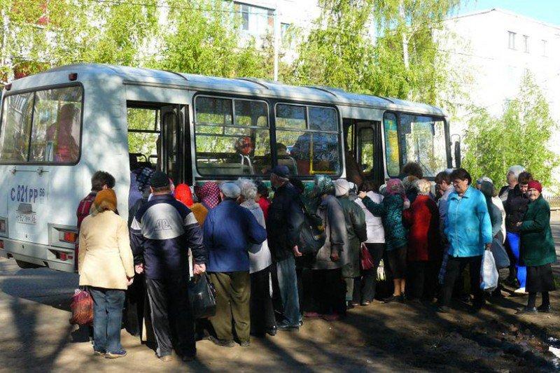 Расписание автобусов по автостанции милославское