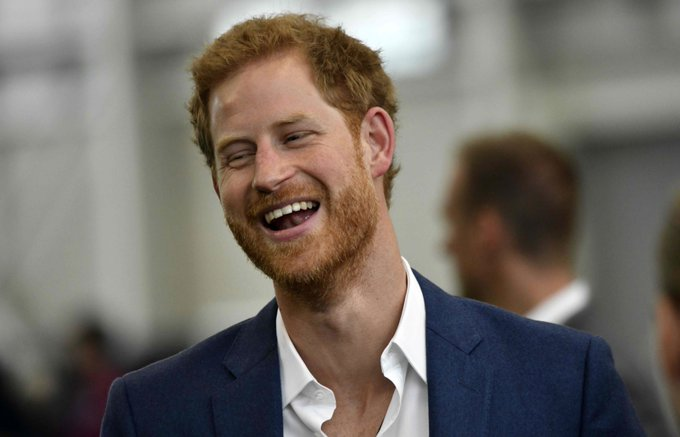 Happy birthday, Prince Harry! See photos of the royal, who turns 33 today
