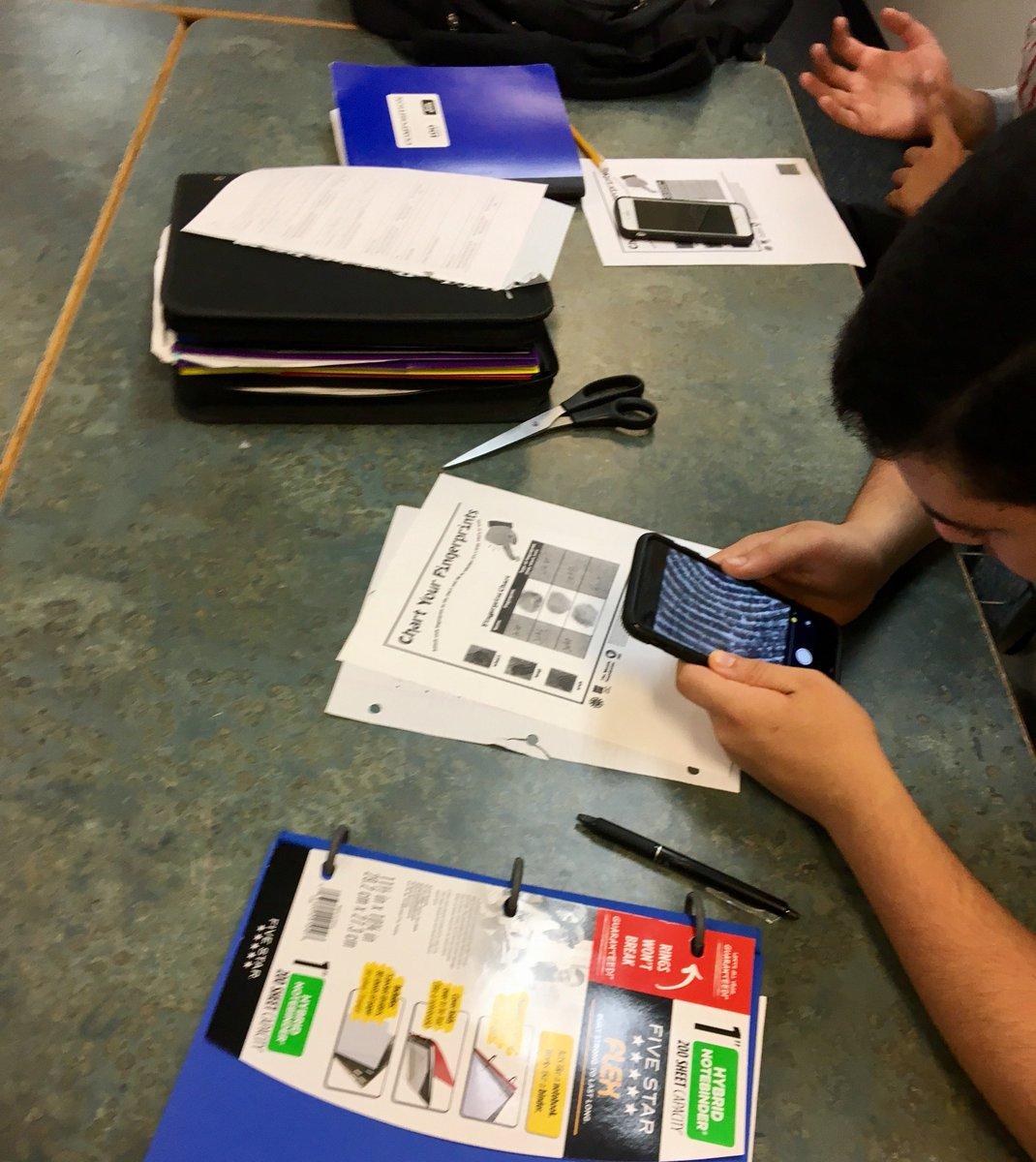 Fingerprinting spektroskopie