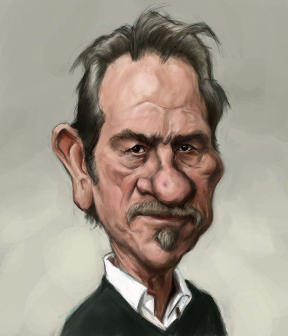 A very happy birthday to Tommy Lee Jones