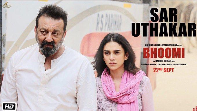 The battle begins in 7 days. Will #Bhoomi survive? @BhoomiTheFilm releases Sep 22: https://t.co/9s5dl820rx  @duttsanjay @aditiraohydari https://t.co/PQKFOzyyaQ