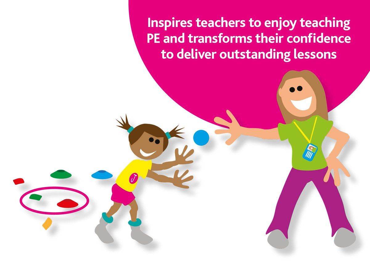 Building confidence and supporting teachers in #primaryPE Be #outstanding #realPE<br>http://pic.twitter.com/TAjodPuMkb